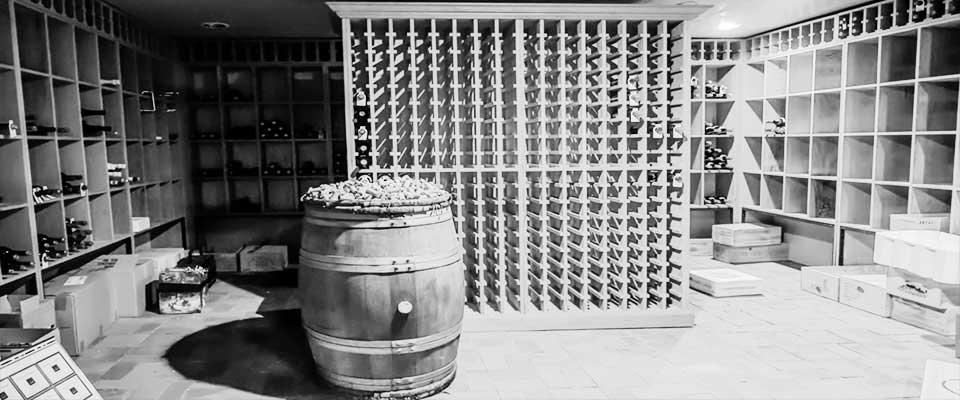 Arredamento Enoteca Vineria (1)