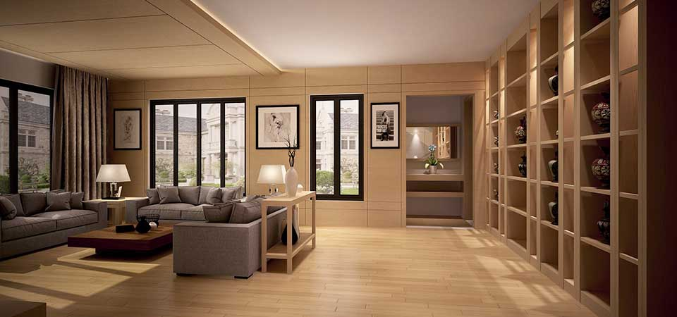 Arredamento per casa residence ville (5)