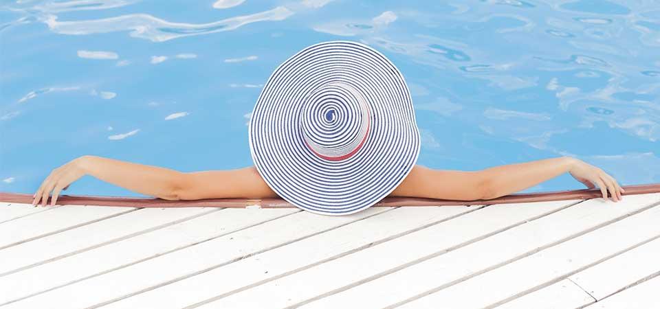 arredamento wellness centri benessere piscina