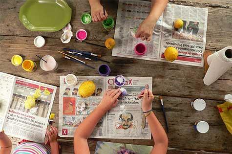 Arredamento Ecocompatibile Green Naturale per bambini