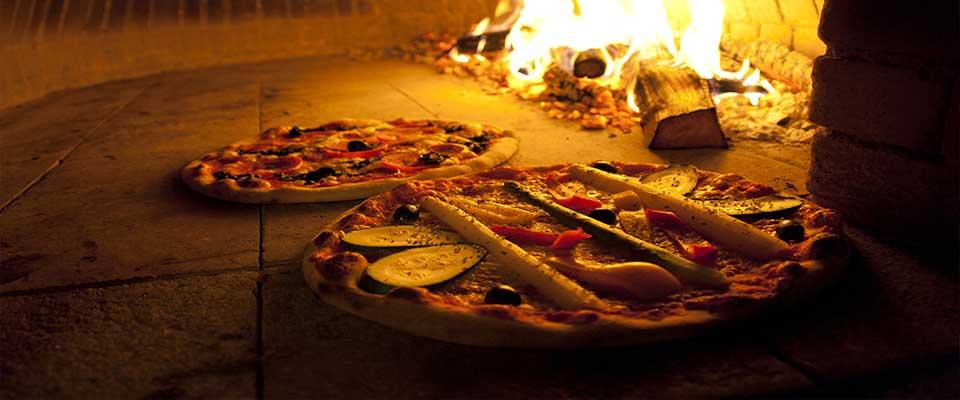 Arredamento ristorante pizzeria forno