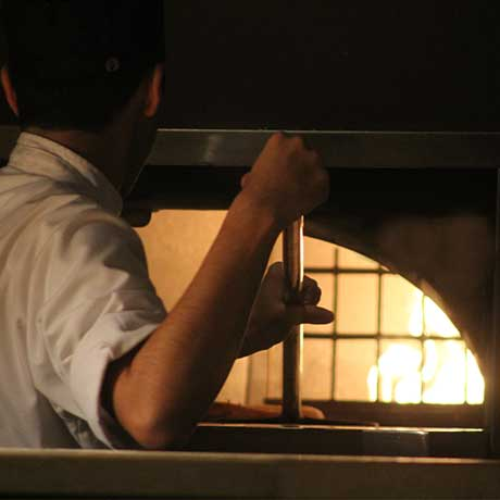 Arredamento ristorante pizzeria preparazione
