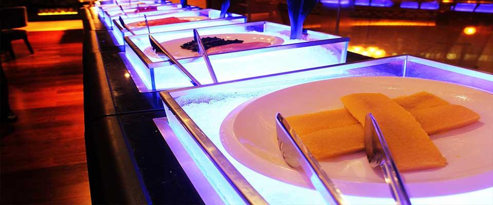 Arredamento Ristorante Moderno arredo buffet