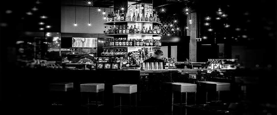 Arredamento Bar Caffetteria bancone